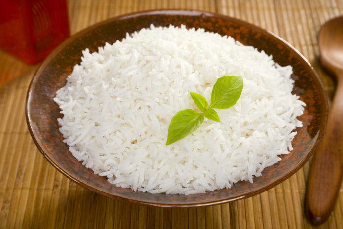 Basmati Rice Perfectly Cooked