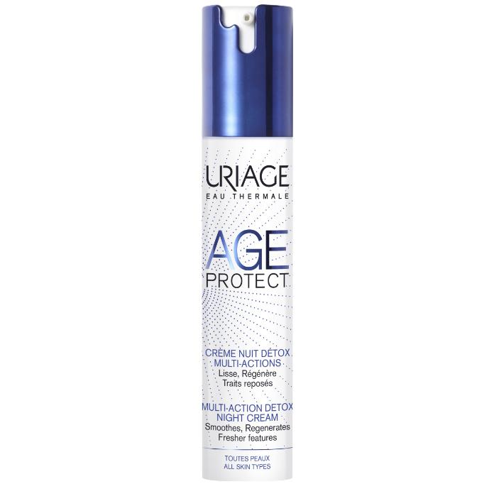 Uriage Age Protect Multi-Action Detox Night Cream