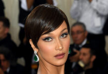 Common makeup mistakes -Bella Hadid attending the Metropolitan Museum of Art Costume Institute Benefit Gala 2019 in New York, USA