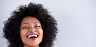 How to grow out damaged relaxed hair