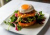 Leek and pumpkin rosti small