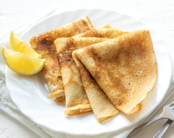 Easy Pancake Recipe For Shrove Tuesday Wise Living