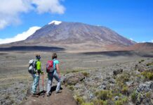 Best mountains to climb include Mt. Kilimanjaro in Tanzania.
