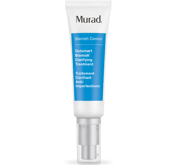 Beat stress caused acne with Murad