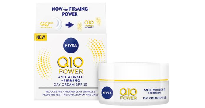 Nivea Q10 cream