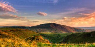 Hope Valley, Peak District, England