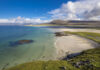 Seilebost, Luskentyre Sands, Isle of Harris