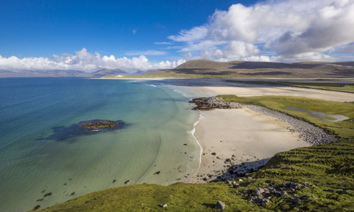 Seilebost, Luskentyre Sands, Isle of Harris