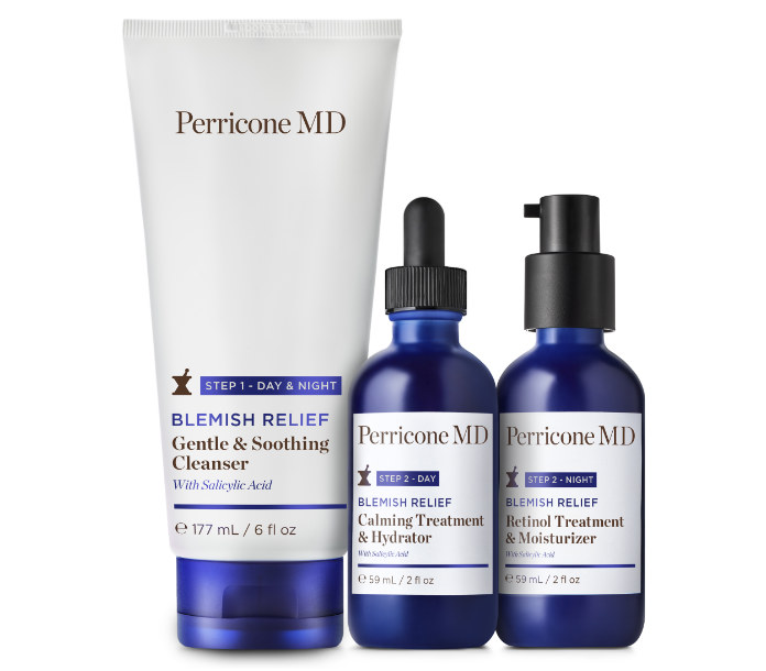 Perricone MD Blemish Relief 90-Day Regimen