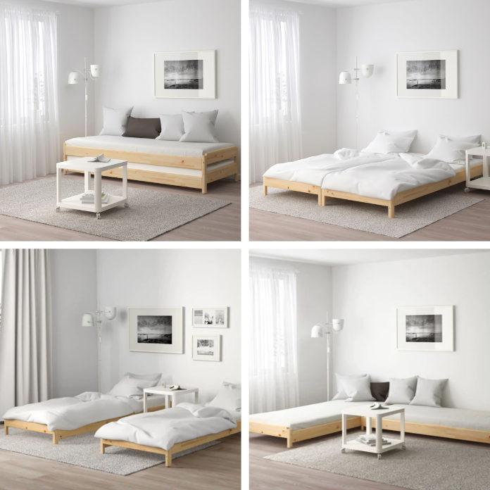 Ikea Utaker Stackable Bed