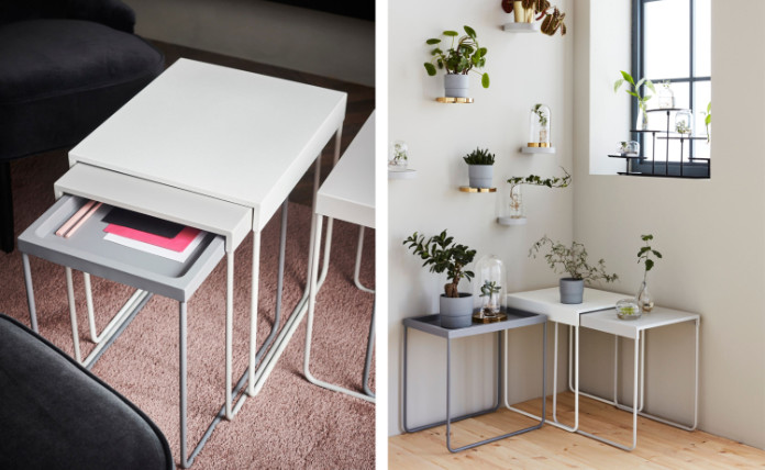 Ikea's Granboda table set