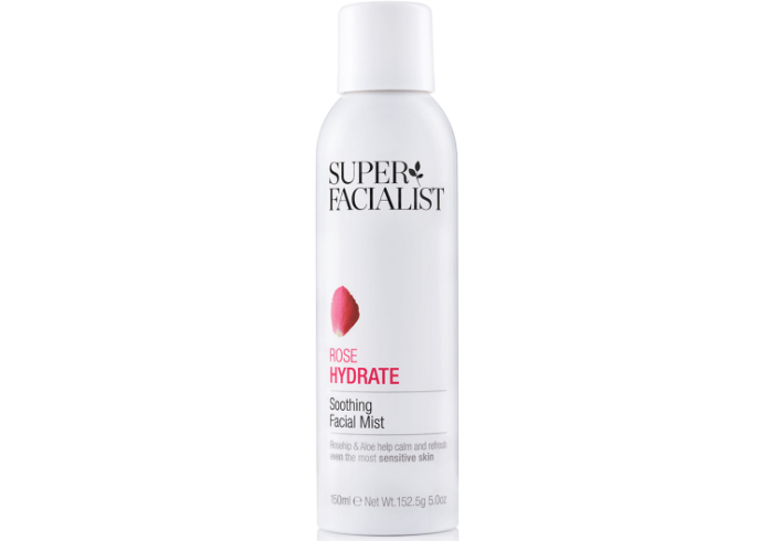 Super Facialist Rose Hydrate Soothing Facial Mist