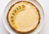 Zespri kiwi lime curd tart