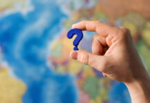 Guess the country map quiz