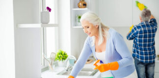 Spring cleaning tips guide