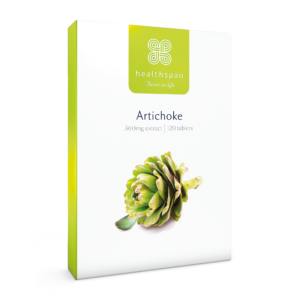 Artichoke Extract - 120 tablets
