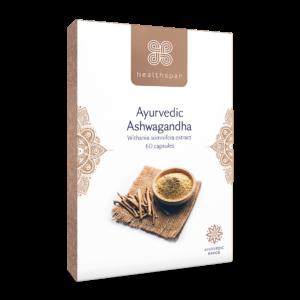 Ayurvedic Ashwagandha - 60 capsules