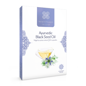 Ayurvedic Black Seed Oil - 60 capsules