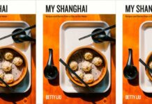 Betty Liu cookbook
