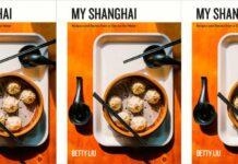 Betty Liu cookbook