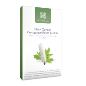 Black Cohosh Menopause Relief - 60 tablets