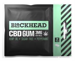 Blockhead CBD Gum 7chewables 7chewables