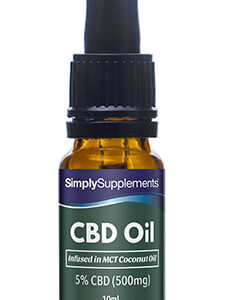 Cbd Coconut Oil (10 ml (Approx. 200 drops))