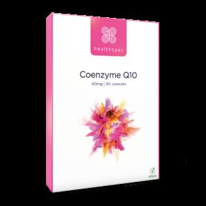Coenzyme Q10 60mg - 90 capsules