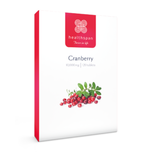 Cranberry - 120 tablets