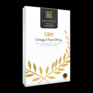 Elite Omega 3 Pure EPA 1g - 60 capsules