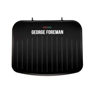 George Foreman 25810 Medium Fit 1630W Grill - Black