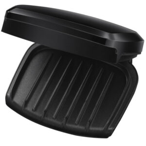 George Foreman Compact 2-Portion Health Grill