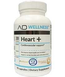 Heart + 90 Caps Vitamins & Minerals AD