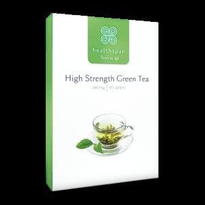 High Strength Green Tea - 90 tablets