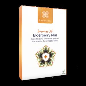 ImmunoVit Elderberry Plus - 60 tablets