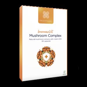ImmunoVit Mushroom Complex - 60 capsules