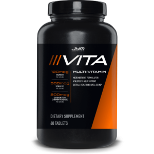 JYM Vita Jym 60 Tablets Bodybuilding Warehouse Supplement Science