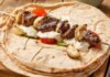 Lamb flatbread main