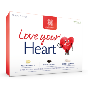 Love Your Heart - 28 day supply