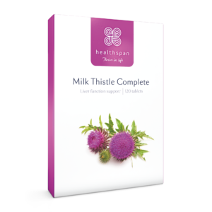 Milk Thistle Complete - 120 tablets
