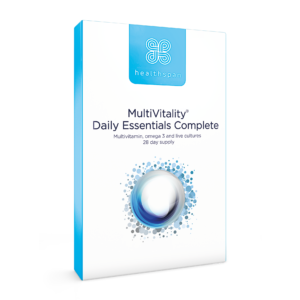 MultiVitality Daily Essentials Complete - 28 day supply