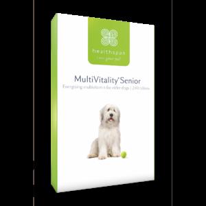 MultiVitality Senior - 240 tablets