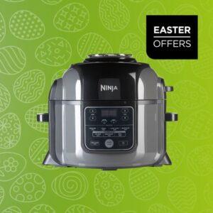 Ninja Foodi 7-in-1 Multi-Cooker 6L OP300UK