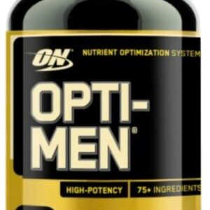 ON Opti-Men - 21 Tabs (7 Days) DATED AUG 18 Vitamins & Minerals Optimum Nutrition