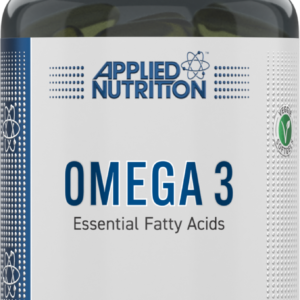 Omega 3 - 1000mg Vitamins & Minerals Applied Nutrition