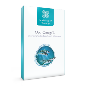 Opti-Omega 3 1,200mg - 60 capsules