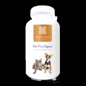 Pet Pro Digest - 120g tub