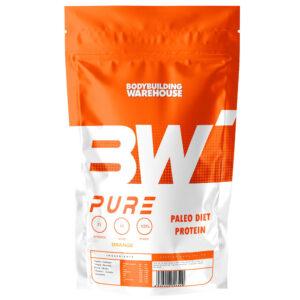 Pure Paleo Diet Protein -Orange-1kg Powder Bodybuilding Warehouse