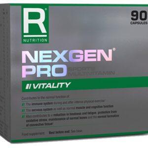 Reflex Nexgen Pro - 90 Capsules Bodybuilding Warehouse Nutrition