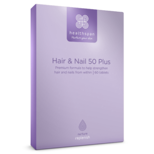 Replenish Hair & Nail 50 Plus - 60 tablets